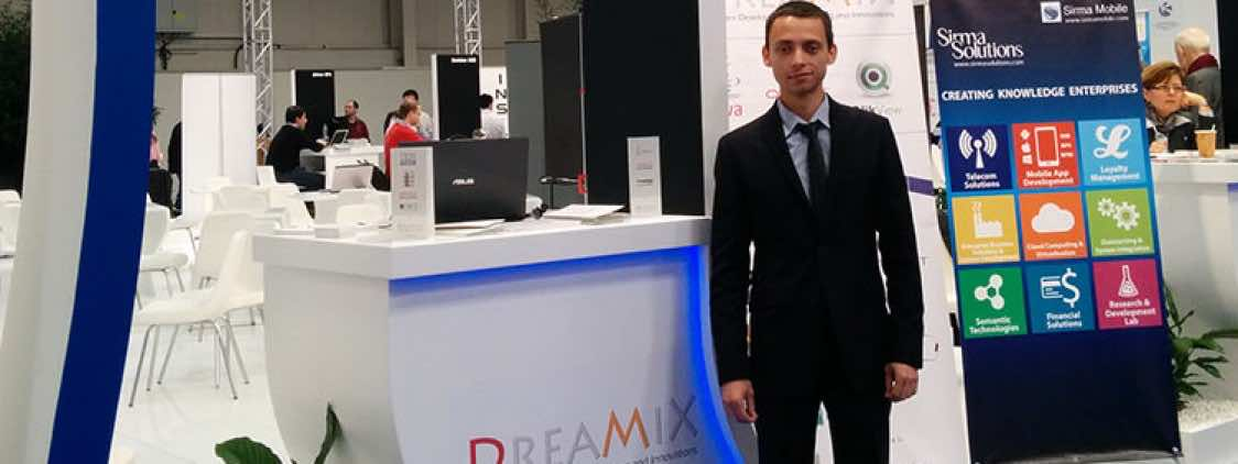 Come and meet Dreamix on CeBIT in Hannover !