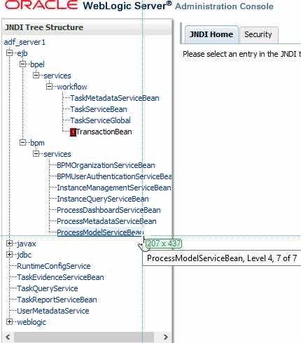 Add link to JNDI provider
