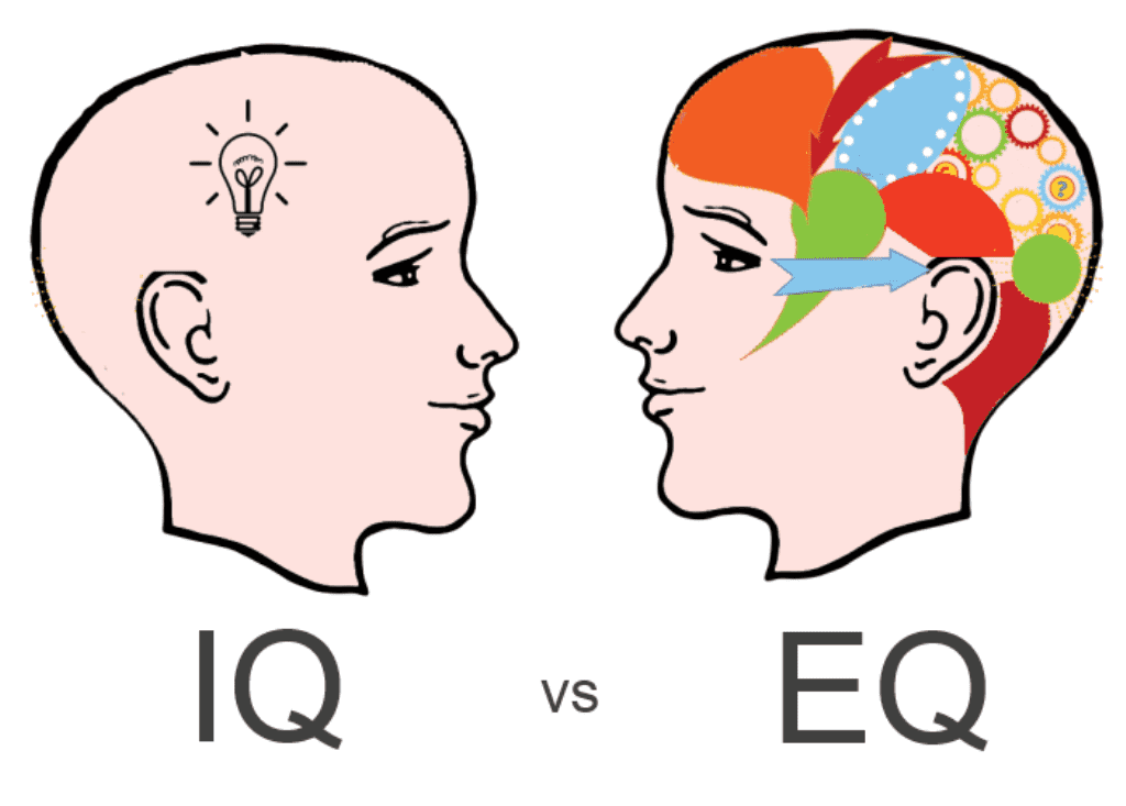 emotional intelligence versus iq