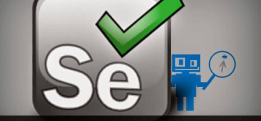 Automate browser actions using selenium