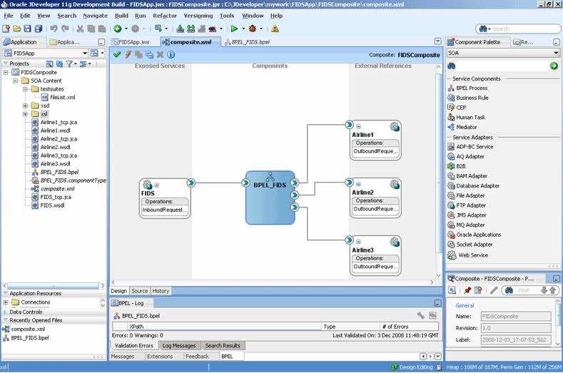 Oracle Fusion Middleware Setup - SOA Suite