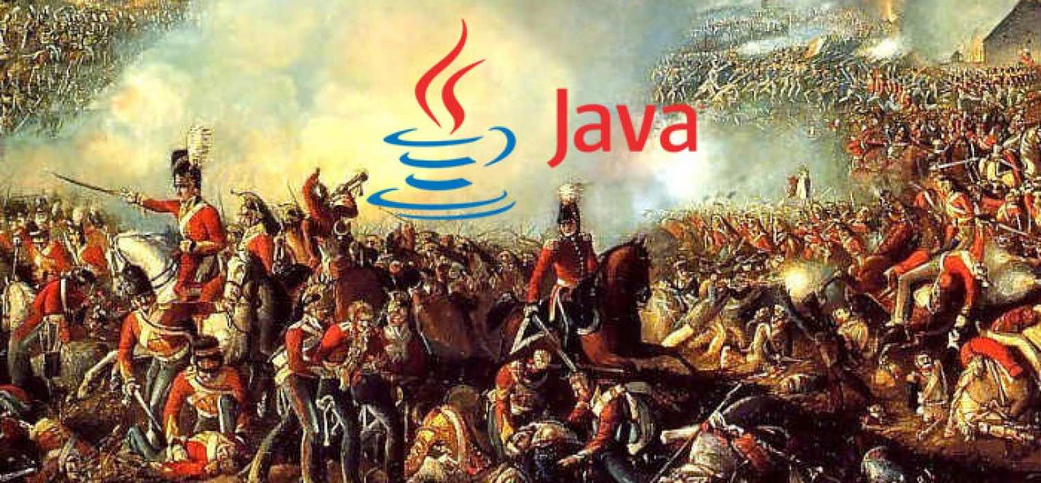 A Historical Win for Java