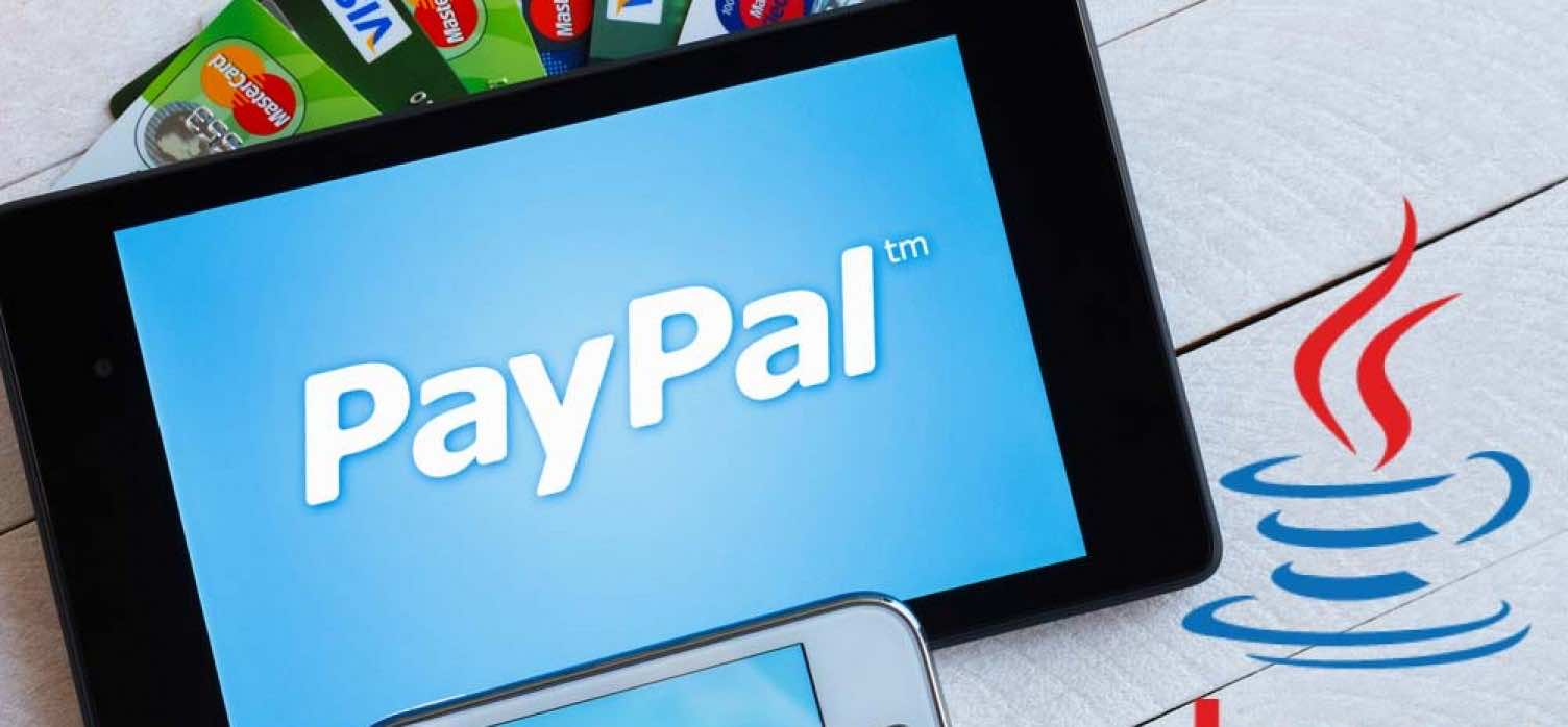 Integration with PayPal Java SDK