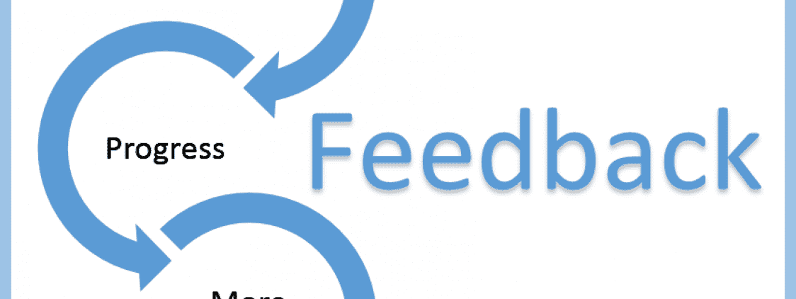 The usage of feedback for achieving better results at work