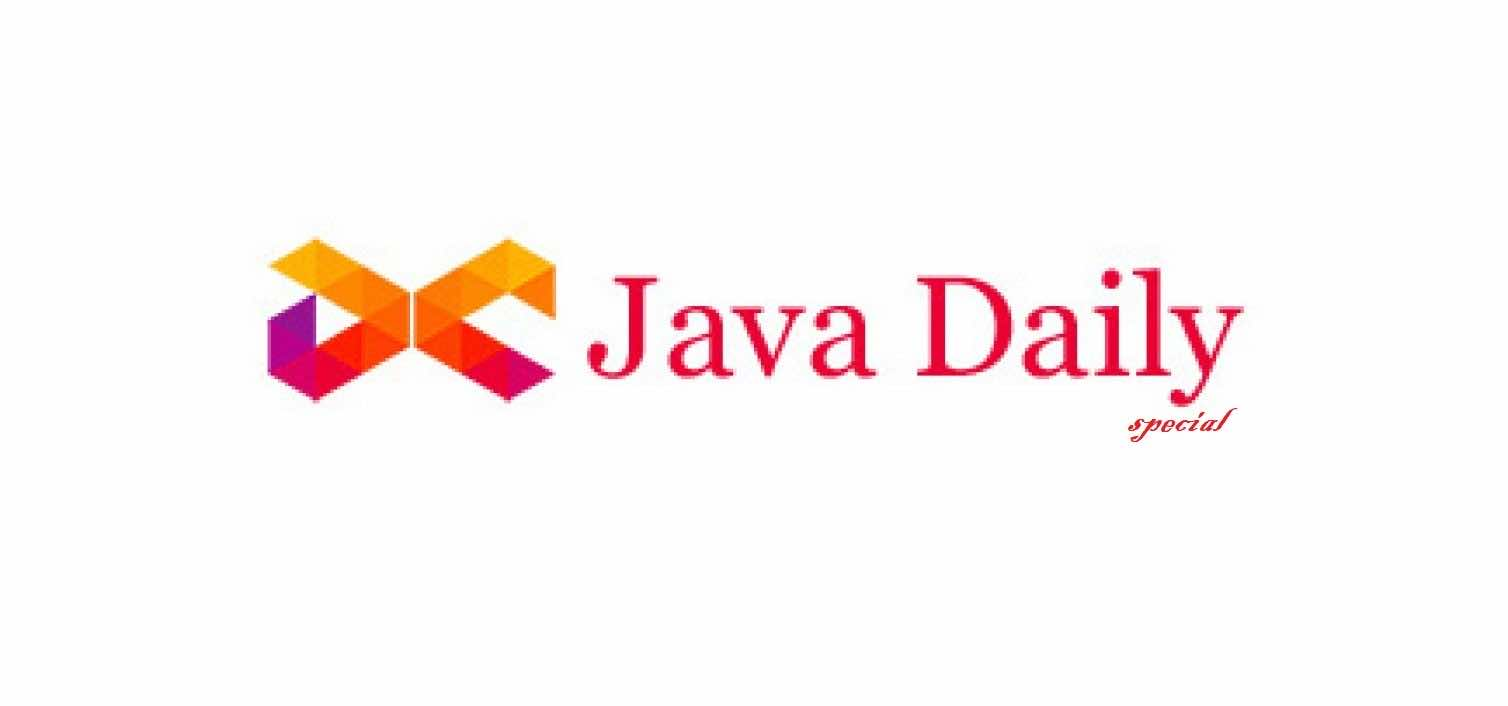 The Java Daily 12/3/19