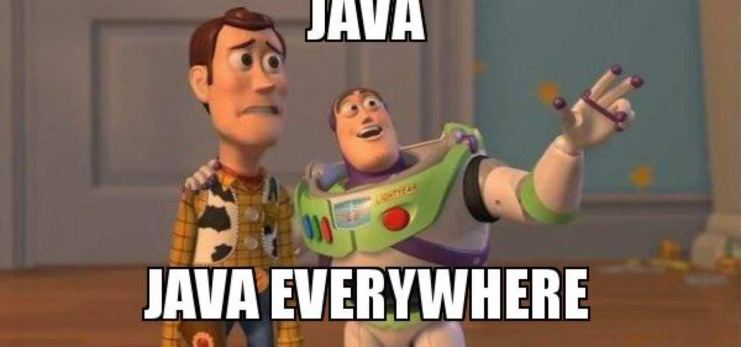 The Java Daily 15/5/19