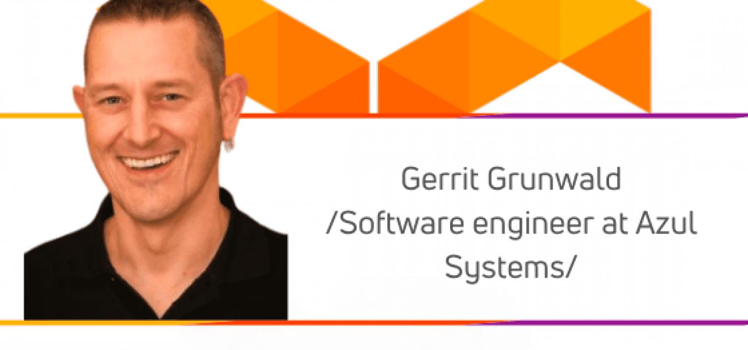 Learn from Java Champion Gerrit Grunwald: JavaFx – not dead yet