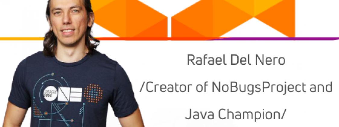 Learn from Java Champion Rafael del Nero: Java 101